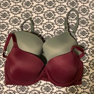 PINK Lightly Lined T-Shirt Bras